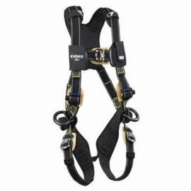 3M DBI-SALA Fall Protection Positioning Harness, Arc Flash, Series: ExoFit™ NEX™, XL, 420 lb, Quick-Connect Leg Strap Buckle, Quick-Connect Chest Strap Buckle, Kevlar®/Nomex® Strap, Aluminum/Stainless Steel Hardware, Black, Zinc Plated