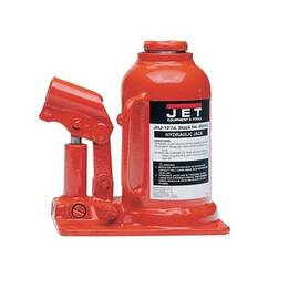 "Jet® 453301 JHJ Heavy Duty Hydraulic Bottle Jack | 2 Ton Load Capacity | 7-1/8"" Minimum and 13-5/8"" Maximum Height 