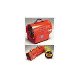 Allegro® 9534-15 Electric Blower W/ 15' Ducting Cannister W/ Canister & 15' Ducting