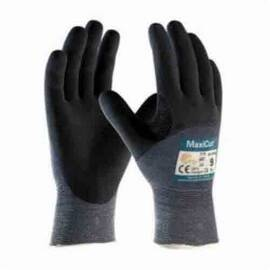 ATG® MAXICUT® ULTRA™ 44-3755/M HIGH PERFORMANCE CUT RESISTANT GLOVES, M, NITRILE WITH MICROFOAM GRIP COATING, ENGINEERED YARN, CONTINUOUS KNIT WRIST CUFF, RESISTS: ABRASION, CUT, PUNCTURE AND TEAR, ANSI CUT-RESISTANCE LEVEL: A3