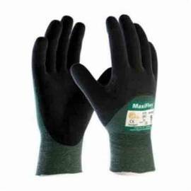 ATG® MAXIFLEX® CUT™ 34-8753/S CUT RESISTANT GLOVES, S, MICROFOAM/NITRILE COATING, ENGINEERED YARN, CONTINUOUS KNIT WRIST CUFF, RESISTS: ABRASION, CUT, PUNCTURE AND TEAR, ANSI CUT-RESISTANCE LEVEL: A2
