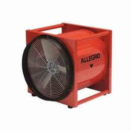 ALLEGRO® 9516 HIGH OUTPUT AXIAL BLOWER, 115/230 VAC, 16 IN DIA DUCT, 5500 CFM MAX FLOW IN FREE AIR, SPECIFICATIONS MET: ASTM 227, 29 CFR1910.146, UL LISTED, CSA CERTIFIED