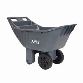 Ames® Hose Cart, Easy Roller, 30 in Overall Length, 21-1/2 in Overall Width, 45 in Overall Height, Polyethylene