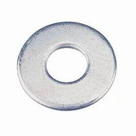 BBI 390180 Flat Lock Washer, 1/2 In, 18-8 Stainless Steel