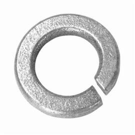 BBI 349002 Regular Split Lock Washer #6 Zinc Plated