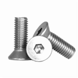BBI 212073 Flat Socket Cap Screw 1/4-20 In X 1 In Stainless