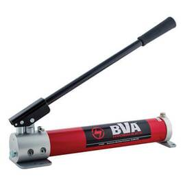 BVA® Hydraulic Hand Pump, 2-Speed, Series: P Series, 61 cu-in Tank, Oil Fluid, 1000 psi Pressure, 3/8-18 NPTF Port, 23.03 in Overall Length, 6.34 in Overall Width
