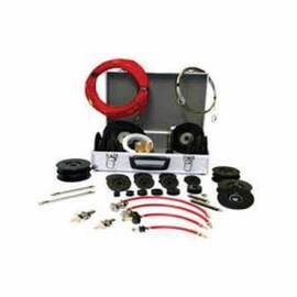 B&B Pipe and Industrial Tools Purge System Kit, Double Seal, 0.0629 to 12.598 in Pipe, 626 deg F