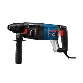 Bosch Bulldog™ 11255Vsr Xtreme Rotary Hammer Kit, 3/4 In Keyless/Sds Plus Chuck, 0 To 5800 Bpm, 0 To 1300 RPM, 17-1/4 In OAL