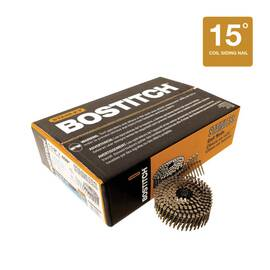 Bostitch® C4R90Bdss C Series Siding Nail, 0.09 In Dia, 1-1/2 In L, Stainless Steel, Steel