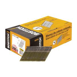 BOSTITCH® S8DR-FH S SERIES FRAMING NAIL, 0.12 IN DIA, 2-3/8 IN L, COATED, STEEL