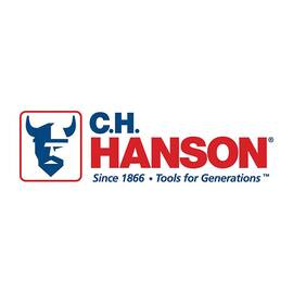 C.H.Hanson® Micro Percussion Marking Machine, Portable, 6 x 2-1/2 in Marking Area, 1 to 4 Characters/sec Marking Speed, Applicable Materials: Stainless Steel, Hardened Steel, Copper, Brass and Aluminum or any Plastic, 110/220 VAC, 63 Rockwell C Hardness,