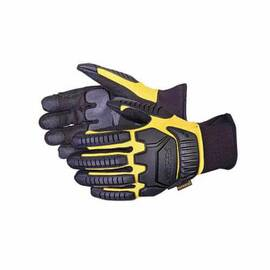CLUTCH GEAR® MXVSBWFL/M WATERPROOF ANTI-IMPACT GLOVES, M, TPR/KEVLAR®/NEOPRENE