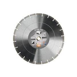 Core Cut® Delux-Cut 20926 Dry High Speed Diamond Blade, 16 In Blade, 1 In, 1/8 In W X 0.44 In D Cutting