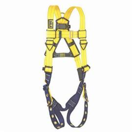 3M™ DBI-SALA® 1102000 Delta™ Unisex Full Body Harness Single Dee Ring