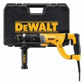 DeWalt® D25263K Corded Rotary Hammer Kit, 1-1/8 In SDS Plus Chuck, 0 To 5350 Bpm, 0 To 1450 RPM No-Load, 17-1/2 In OAL