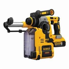 DeWalt® D25303Dh Cordless Dust Extractor, 0.049 L, 20 Vdc, Plastic Housing