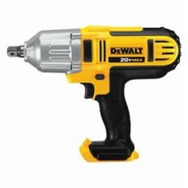 DeWalt® DCF889B 20V Max* High Performance Cordless Impact Wrench With Detent Pin Anvil, 3/8 In Square/Straight Drive, 2700 Bpm, 400 Ft-Lb Torque, 20 Vdc