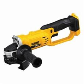 DeWalt® Dcg412B Cordless Cut-Off Tool, 4-1/2 In Wheel, 5/8 In, 20 Vdc, Lithium-Ion Battery, Black/Silver/Yellow