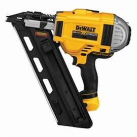 DeWalt® Dcn692B Xr® High Performance Cordless Framing Nailer Kit, 2 To 3-1/2 In Fastener, 55 Nails Magazine, 13-1/4 In OAL, Battery Power