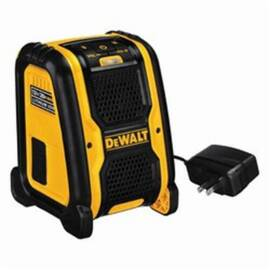 DeWalt® Dcr006 Cordless Bluetooth Speaker, 12 V, Lithium-Ion Battery