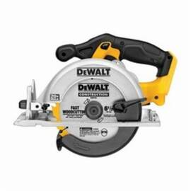 DeWalt® Dcs391B Cordless Circular Saw, 6-1/2 In Dia Blade, 5/8 In, 20 Vdc, Lithium-Ion Battery