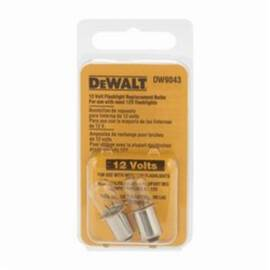 DeWalt® Dw9063 Replacement Flashlight Bulb, Xenon Bulb, 300 Lumens
