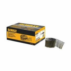 DEWALT® DWC10P120D FRAMING NAIL, 0.12 IN DIA, 3 IN L, SMOOTH SHANK, STEEL, BRIGHT