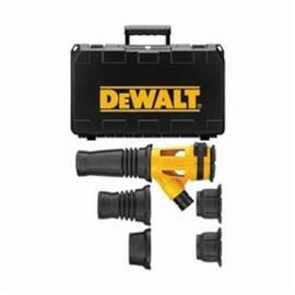 DeWalt® DWH053K Dust Extractor, 1-3/4 In Hose Dia, For Use With Sds Max®/Hex Combo Hammer, Breaker And Large Chipping Hammer Drill, Black