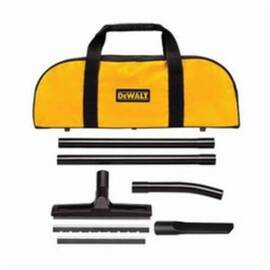 DeWalt® Dwv2759 Dust Extraction Accessory Kit, 5 Pieces, For Use With Dwv012 And Dwv010 Extractor