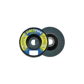 "Z4532F 4-1/2"" X 7/8"" Zircomax Za40 Grit Flap Disc Flexovit"