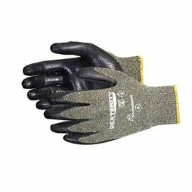 DEXTERITY® S13FRNE-6 ENGINEERED ARC FLASH GLOVES, SZ 6, PROPRIETARY BLEND, RESISTS: CUT AND FLAME, SPECIFICATIONS MET: ASTM ANSI CUT LEVEL 4