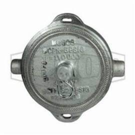 Dixon® Fusible Pipe Cap, Fitting/Connector Type: Cap, 3 in Nominal Size, Female NPSM, Aluminum