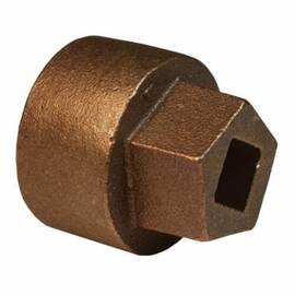 Dixon® Hex Nut, Pentagon, For Use With: WHYD3025F, WHYD4025F and WHYD4045F Wharf Hydrants