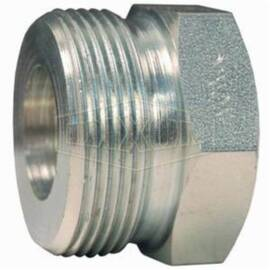 Dixon® B13 Boss™ Ground Joint Washer Seal Spud, 1 In, Thread Wing Nut X FNPT, Steel, Domestic
