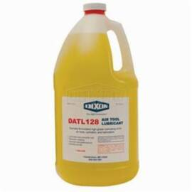 Dixon® Datl128 Air Tool Lubricant, 1 Gal, Liquid, Yellow