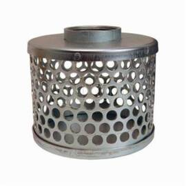Dixon® Rhs25 Standard Round Hole Suction Strainer, 2 In, Npsm, Steel, Domestic