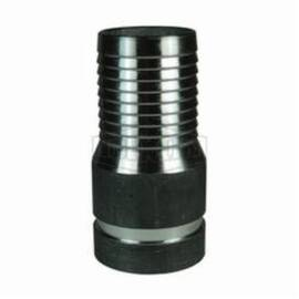 Dixon® Combination Nipple, Series: King , 1 in Nominal, Grooved, 3-1/2 in Length, Carbon Steel, Unplated, 1.03125 x 1.315 in Dia, Domestic