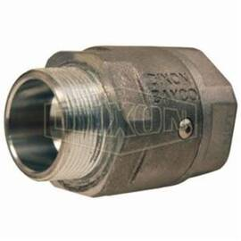 Dixon® Hose Swivel, Heavy-Duty, Fitting/Connector Type: Swivel, 2 in Nominal Size, MNPT x FNPT, 150 psi, Bayloy, Domestic