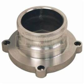 Dixon® Inlet Adapter, Fitting/Connector Type: Adapter, 3 in Nominal Size, Aluminum, Domestic