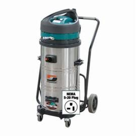 DYNABRADE® 61401 RAPTOR VAC ELECTRIC PORTABLE VACUUM SYSTEM, 20 A, 20 GAL TANK, 1250 W POWER RATING, 120 VAC