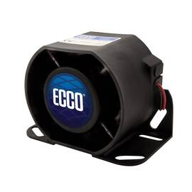 ECCO® 850N 800 Back-Up Alarm, 12 To 36 VDC, 1.3 A, 112 dB