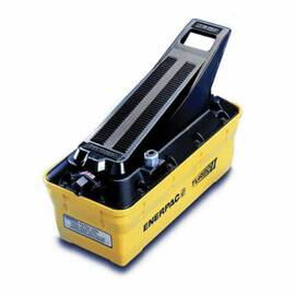 Enerpac® Patg-1102N Compact Air Powered Hydraulic Pump, 12 SCFM Air Flow, 60 To 10 Cu-In/Min Oil Displacement Rating, 1/4-18 Fnpt Air Inlet