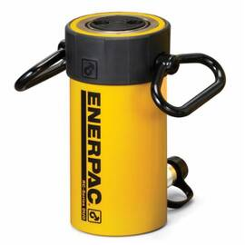 Enerpac® Rc-506 Duo General Purpose Single Acting Hydraulic Cylinder, 50 Ton Capacity, 3-3/4 In Dia Bore, 6-1/4 In L Stroke, 11.13 In H Retract, 3-3/4 In Dia Rod, 700 Bar