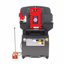 EDWARDS® Coper Notcher, 2 x 3 x 5/16 in Maximum Notching Dimensions, 1-3/8 in Stroke, 5 hp, 3-Phase, 208/230 V, 1725 rpm, 14 A Power Type