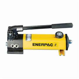 Enerpac® P-392 P Series 2-Speed 2-Stage Lightweight Hydraulic Hand Pump, 55 Cu-In Tank Capacity