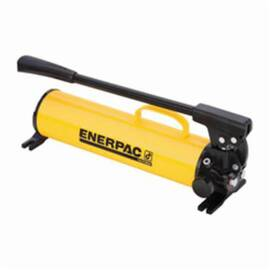 Enerpac® P-80 P-Series Ultima 2-Speed 2-Stage Hydraulic Hand Pump, 134 Cu-In Tank Capacity