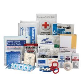FIRST AID ONLY® 90785 FIRST AID REFILL, 128 COMPONENTS