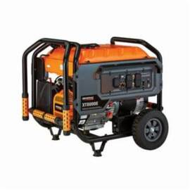 Generac® 6433 XT8000E Portable Generator, 120/240 VAC, 66.6 A, 10000 W Starting/8000 W Running Power Rating, OHV Engine, 3600 RPM Speed