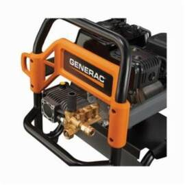 Generac® 6565 Commercial Grade Direct Drive Gas Pressure Washer, 4200 Psi, 420 Cc Engine, 4 Gpm, Gasoline Fuel, Import